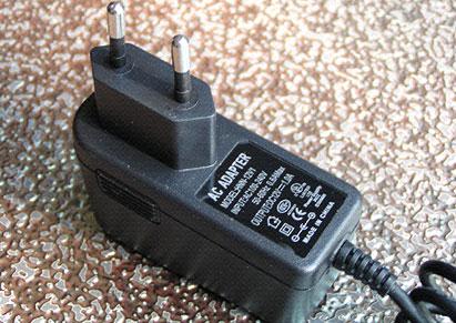 Zasilacz AC/DC adaptor 2A