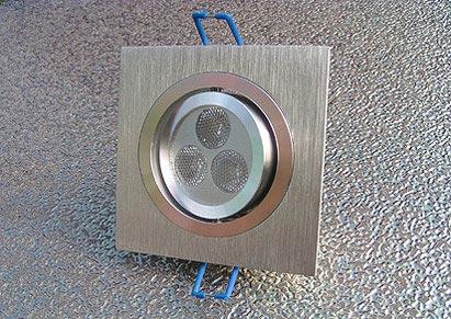 Oprawa kwadrat 1x3x1W High Power