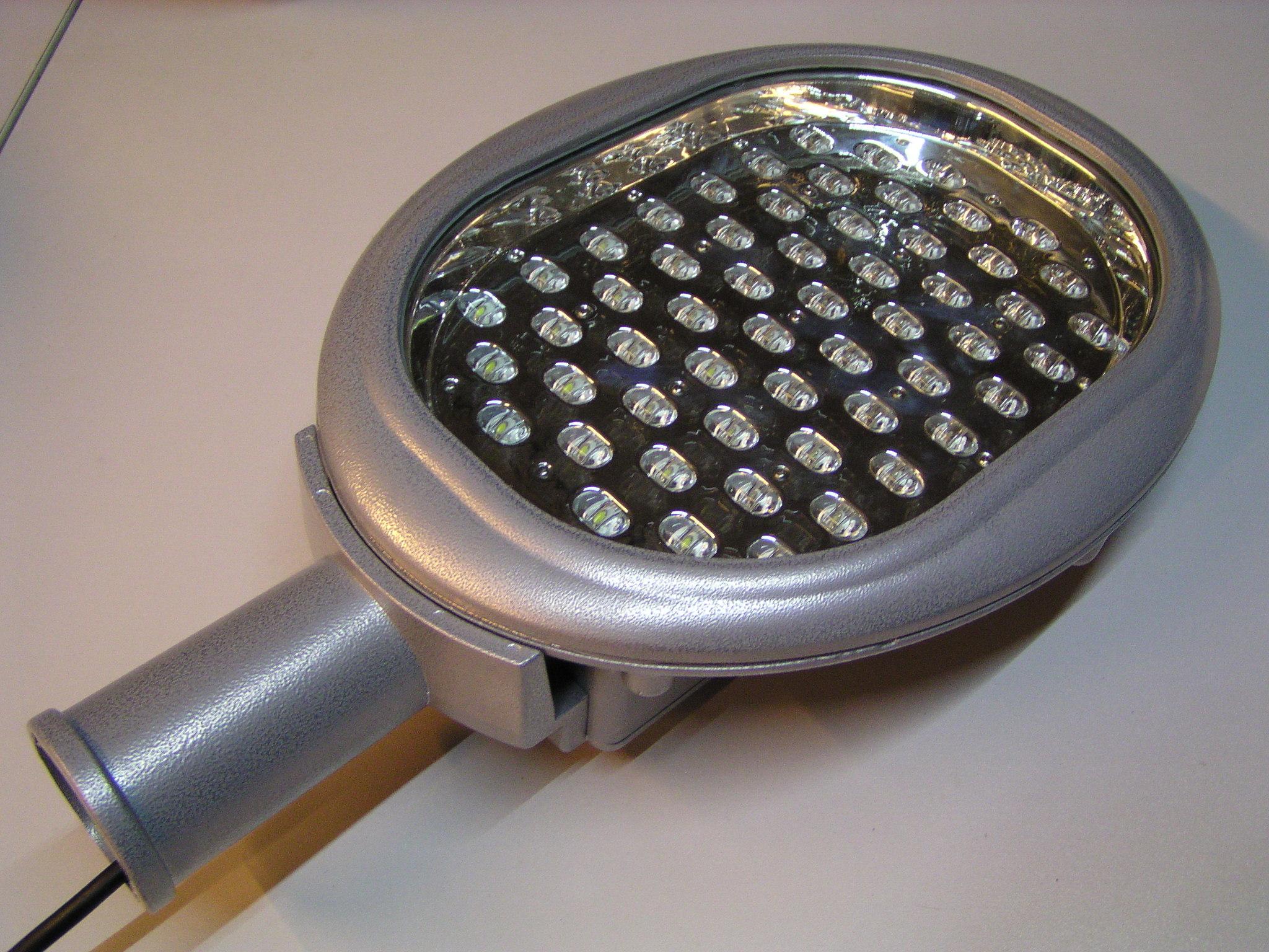 Lampa Uliczna Led Mini 48w żarówki Energooszczędne Led