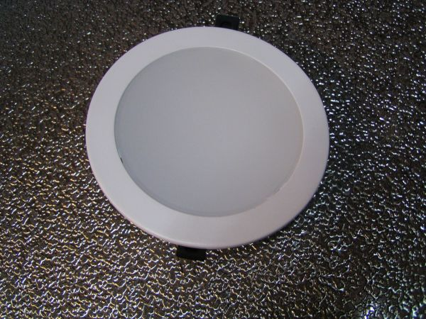 pastylka downlight 12W 140mm