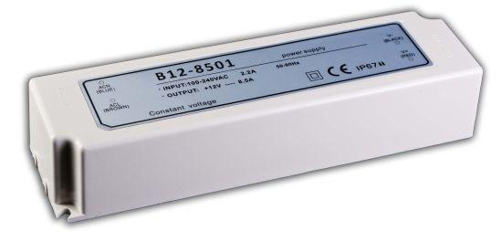 zasilacz hermetyczny 100W IP67